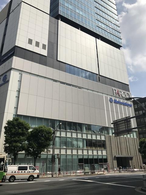 松坂屋上野店パルコ