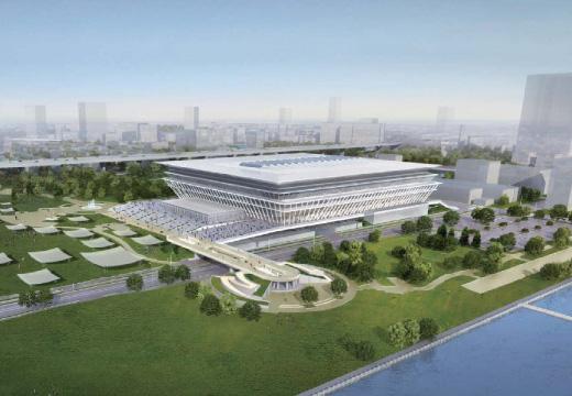 オリンピックアクアティクスセンター
