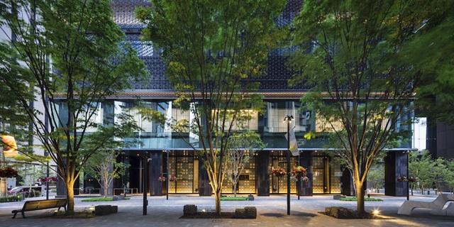 星のや東京 建築家
