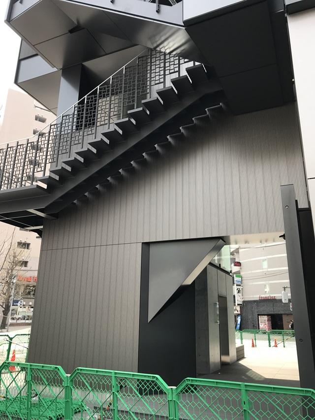 OMO5東京大塚 階段