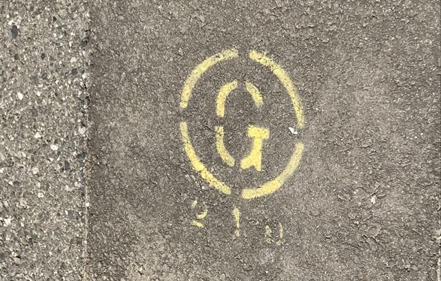 道路、Gマーク