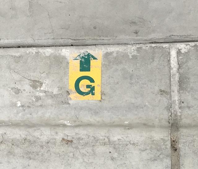 道路 Gマーク